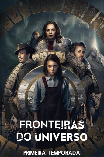 His Dark Materials Fronteiras do Universo 1ª Temporada - Poster