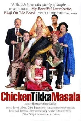 Poster of Chicken Tikka Masala