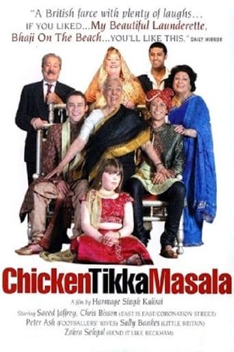 Poster of Chicken Tikka Masala
