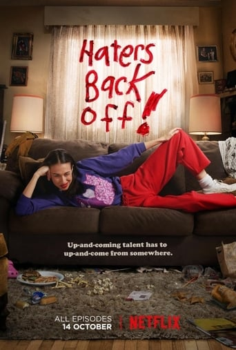 Poster of Haters Back Off
