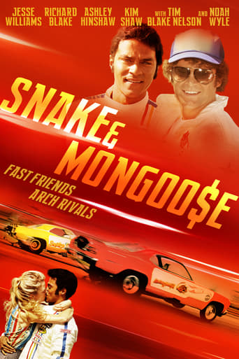 Poster of Snake & Mongoose
