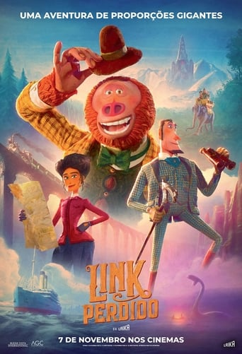 Link Perdido Torrent (2019) Dublado / Legendado BluRay 720p | 1080p | REMUX – Download