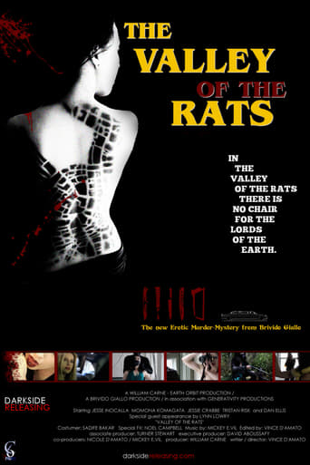 Poster of Valley of the Rats