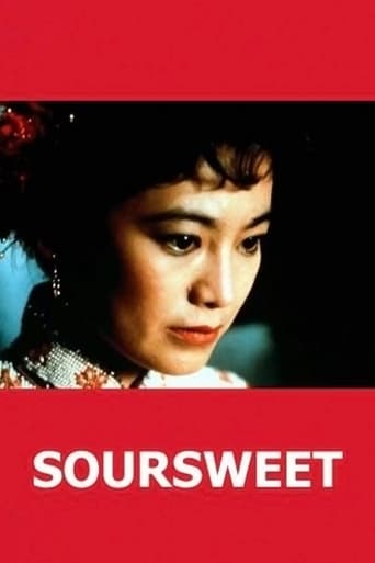 Poster of Soursweet