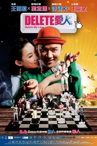 Poster of Delete My Love