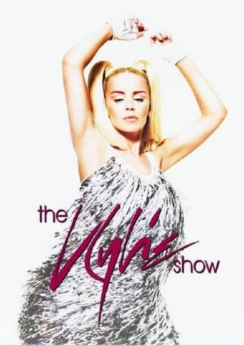 Poster of The Kylie Show