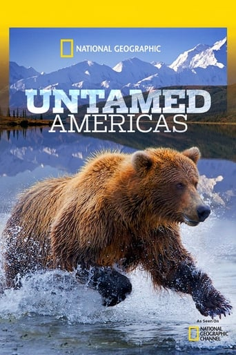 Poster of Untamed Americas
