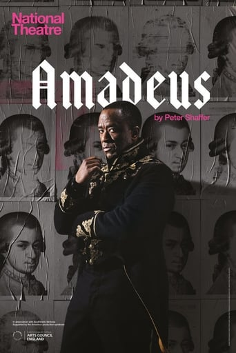 Poster of National Theatre Live: Amadeus fragman
