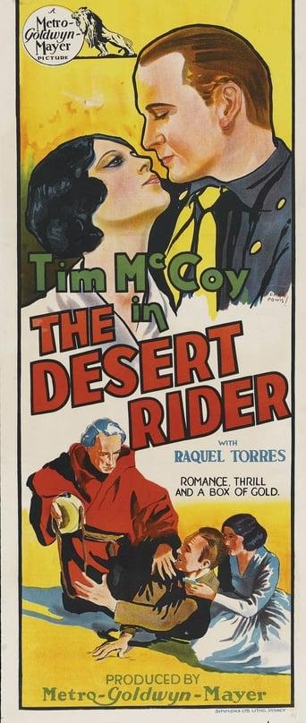 Poster of The Desert Rider