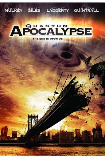 Poster of Quantum Apocalypse