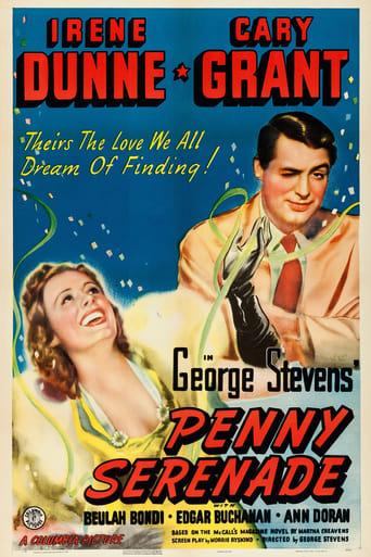 Poster of Penny Serenade