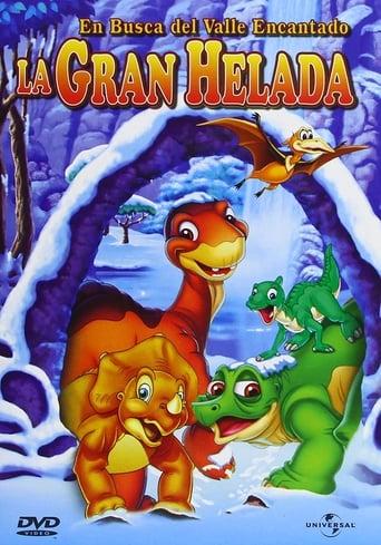 Poster of En busca del valle encantado VIII: La gran helada