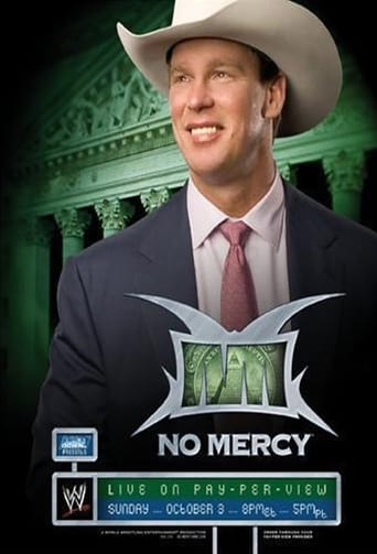 Poster of WWE No Mercy 2004