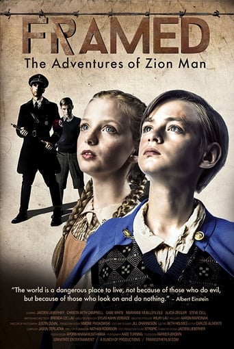 Poster of Framed: The Adventures of Zion Man