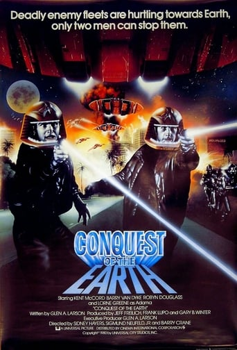 Poster of Conquest of the Earth