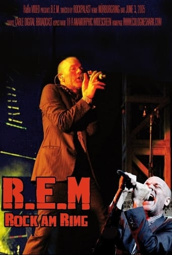 R.E.M. - Live At The Rock Am Ring