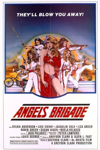 Poster of Angels' Brigade