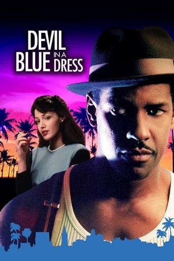 Poster of Devil in a Blue Dress