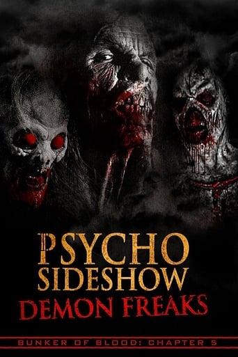Psycho Sideshow: Demon Freaks Movie Poster