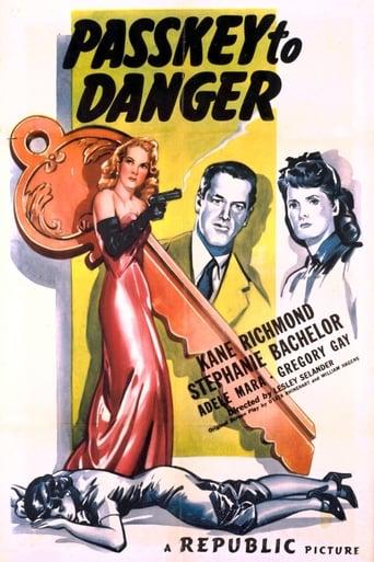 Watch Passkey to Danger Online Free Movie Now
