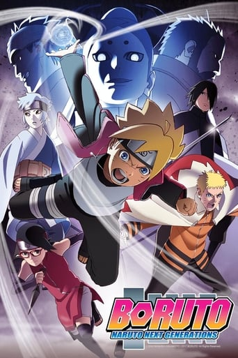 Boruto: Naruto Next Generations 1ª Temporada Torrent (2017) HDTV 720p Legendado – Download