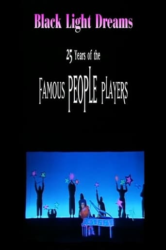 Poster of Black Light Dreams: The 25 Years of the Famous People Players