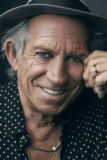 Image of Keith Richards vidbull