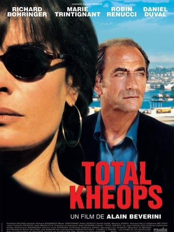 Poster of Total Khéops