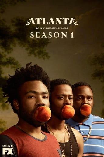 Atlanta (2016) 1 Sezonas LT SUB