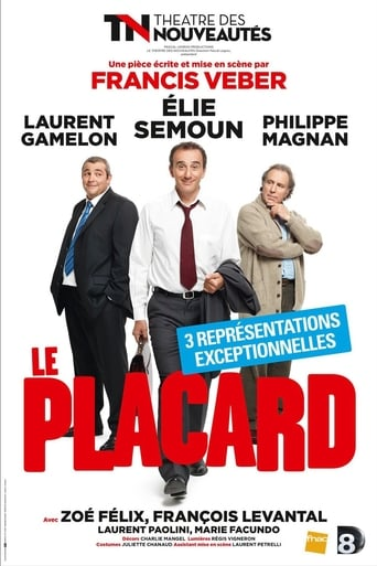 Poster of Le placard