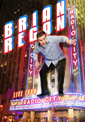 Poster of Brian Regan: Live From Radio City Music Hall