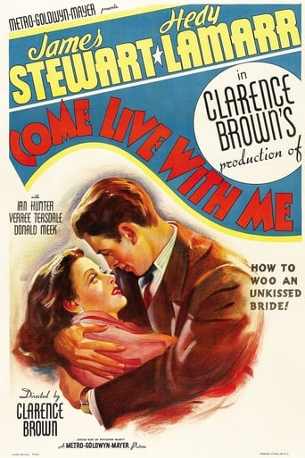 Poster of Come Live with Me