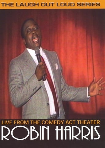 Poster of Robin Harris: Live from the Comedy Act Theater