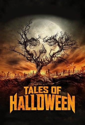 Poster of Tales of Halloween
