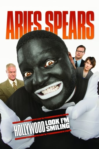 Poster of Aries Spears: Hollywood, Look I'm Smiling