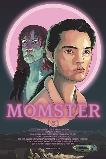 Poster of Momster