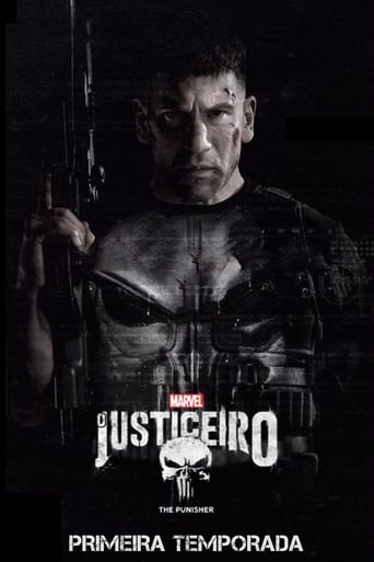 O Justiceiro 1ª Temporada - Poster