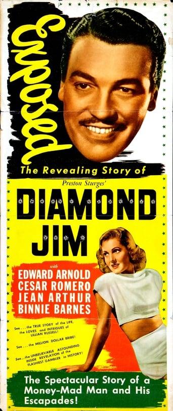 Poster of Diamond Jim