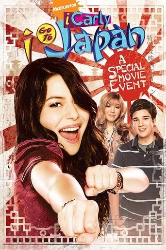 Poster of iCarly: iGo to Japan