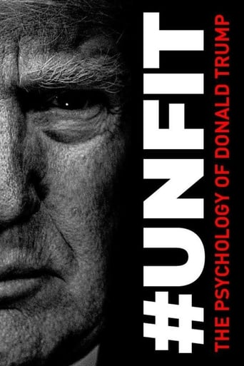 Poster Unfit: The Psychology of Donald Trump