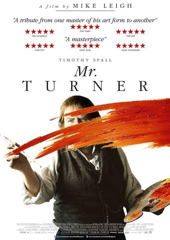 poster of Mr. Turner