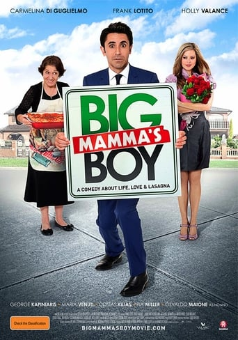 Poster of Big Mamma's Boy