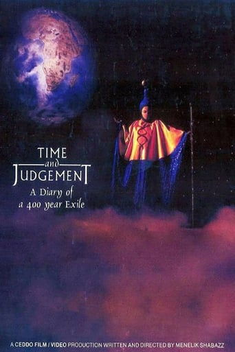Poster of Time and Judgement: A Diary of a 400 Year Exile
