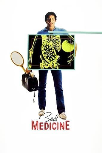 Esses Médicos Muito Loucos - Poster