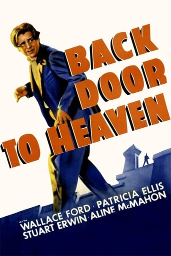 Poster of Back Door to Heaven