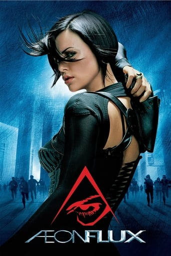 Poster of Æon Flux
