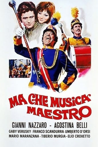 Poster of Ma che musica maestro