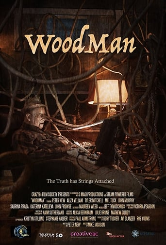 Poster of WoodMan