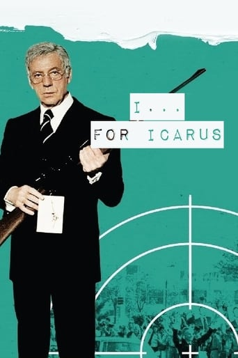 poster of I... For Icarus