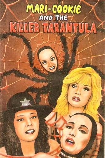 Poster of Mari Cookie y la tarántula asesina